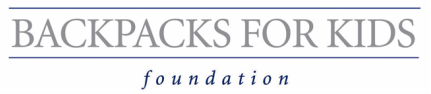 Backpacks for Kids Foundation